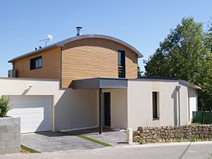 Charpentier constructeur maison en bois 49 a 39 trait bois for Constructeur maison 49
