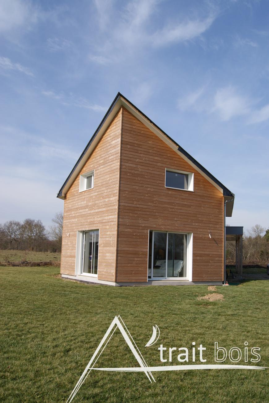 Construction maisons bois MaineetLoire (49)
