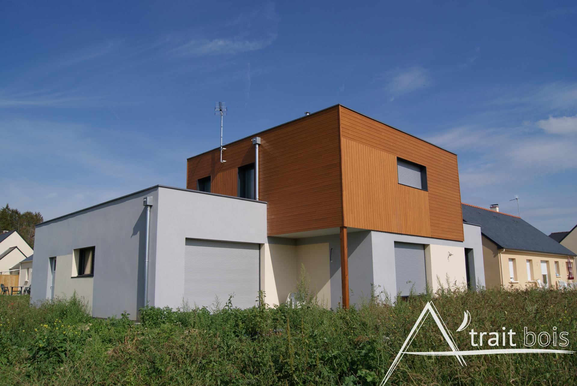Maison en bois 24