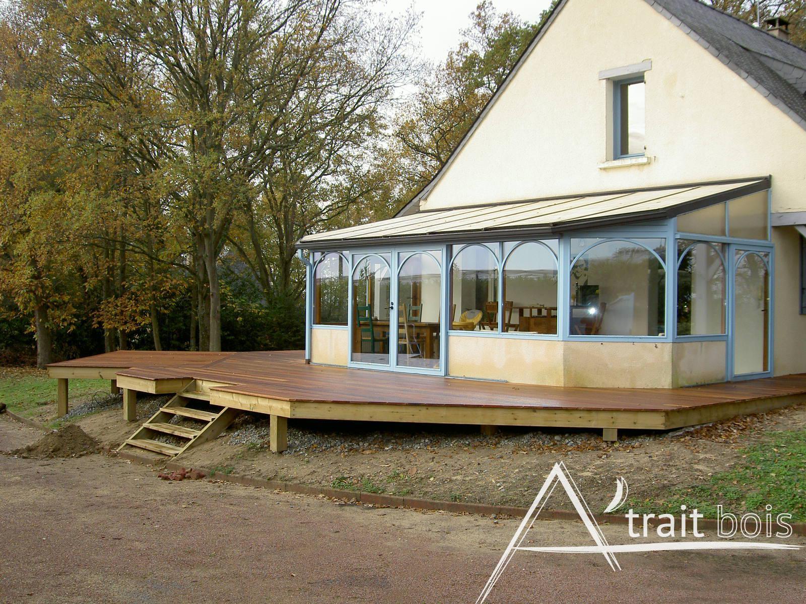 Terrasse en bois 8