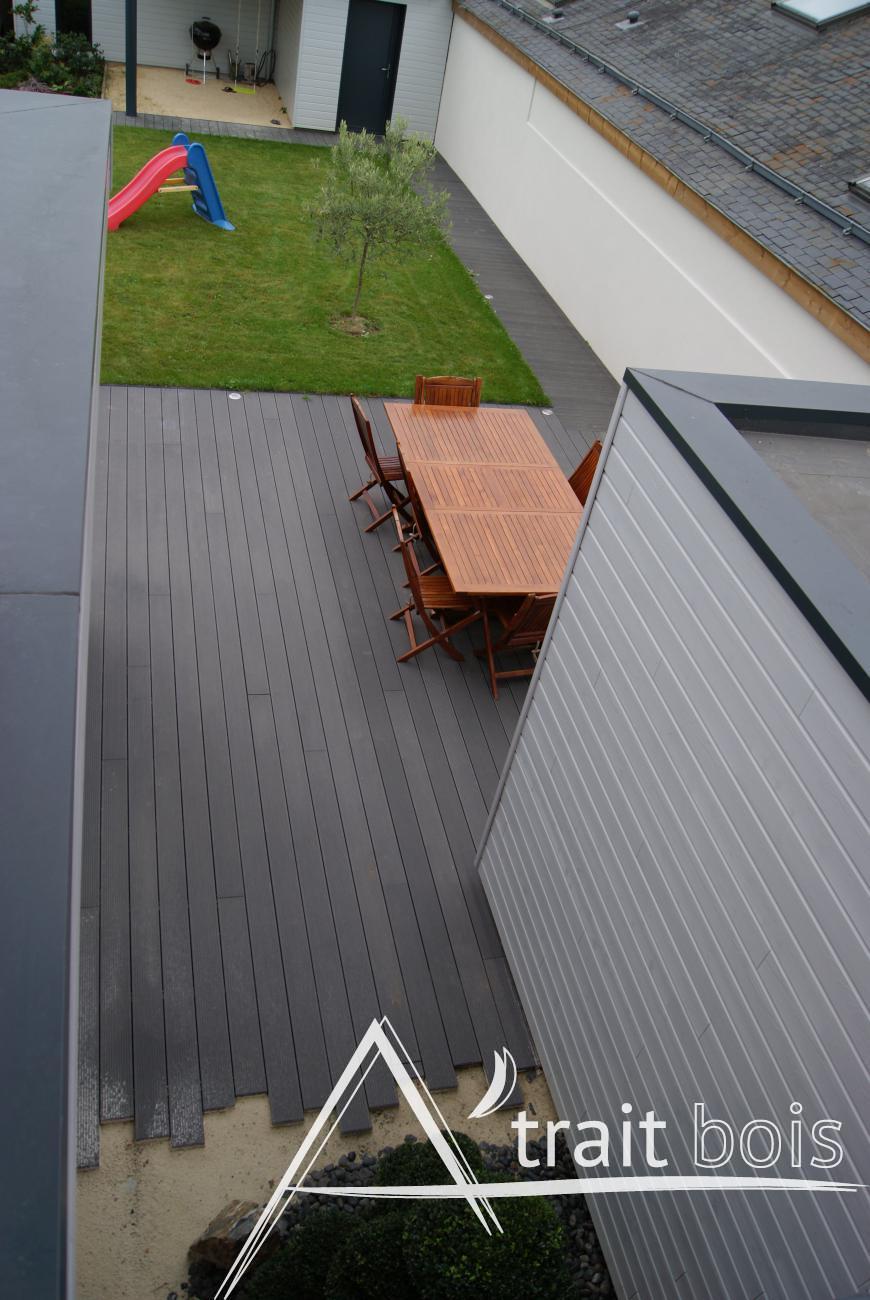 Terrasses bois